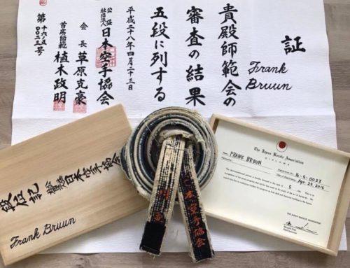 Skikk og bruk i Shotokan