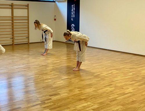 Karate Shobu Ippon – Shotokan Kata NC 1